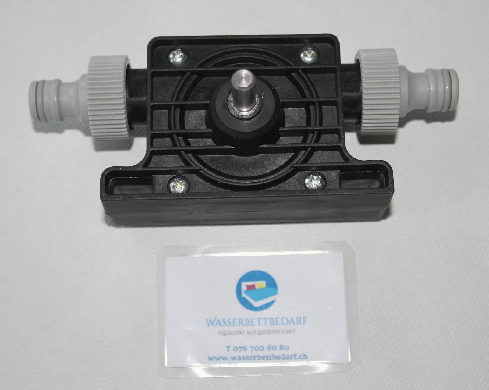 Gewaltig Wasserbettbedarf Dekoration Von Bohrmaschinenpumpe 2400l/h